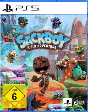 """Sackboy: A Big Adventure"" aus dem Hause Sony Interactive Entertainment (PlayStation 5)"